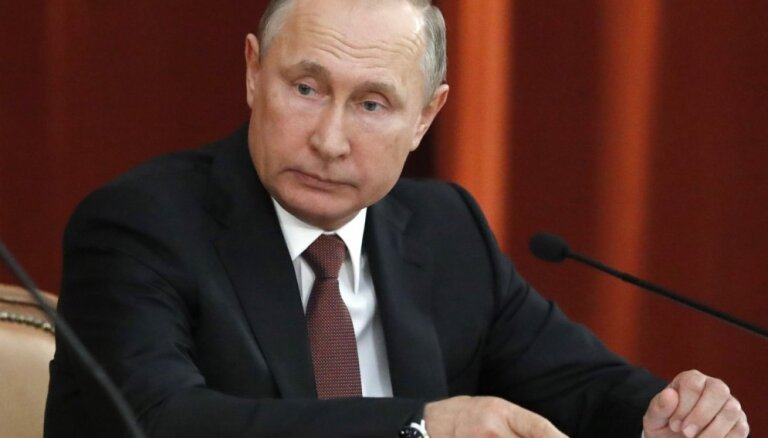 Россияне устали от внешней политики Путина и не хотят помогать другим странам