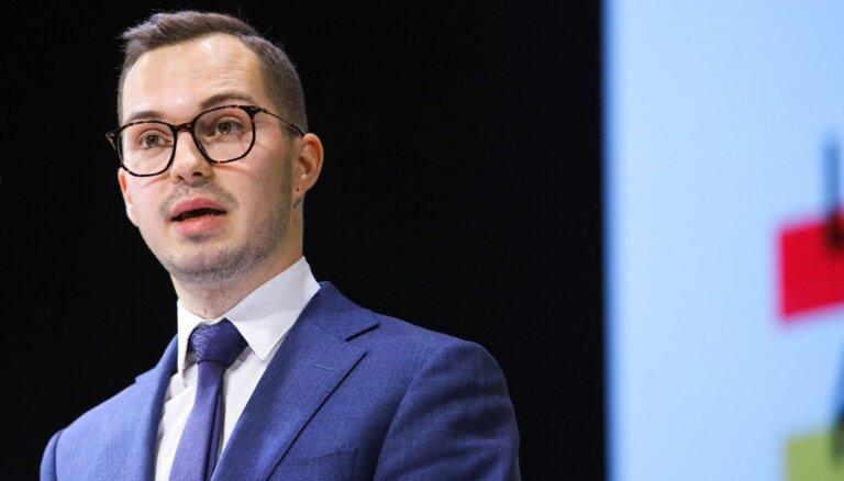 Кариньш выдвинул Плешса на место ушедшего в отставку Пуце