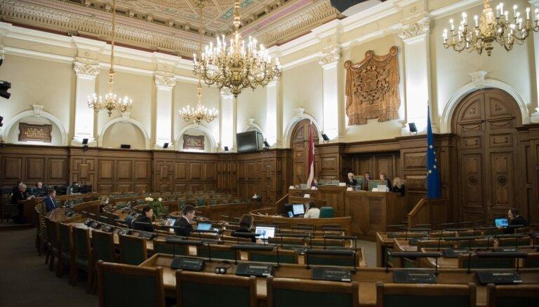 Satversmes tiesas tiesneša amata kandidāti jāizvirza līdz 11. februārim