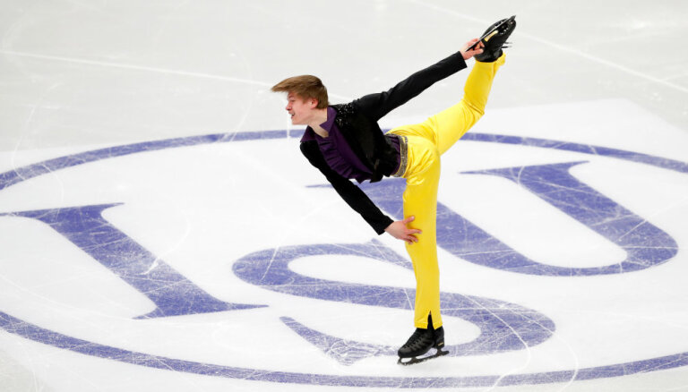 Васильев завалил короткую программу на чемпионате мира, лидирует американец