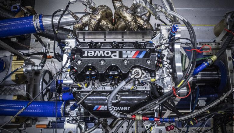 Kompānija BMW dīzeļdzinēju ražošanai prognozē vēl ilgu mūžu