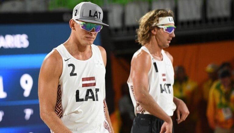 Samoilovs: pēc olimpiskajām spēlēm uznāca depresija, atguvāmies tikai pēc vairākām dienām