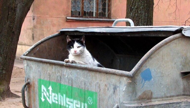 Komersantiem atkritumu apsaimniekošana būs jāuztic pašvaldību izvēlētiem pretendentiem