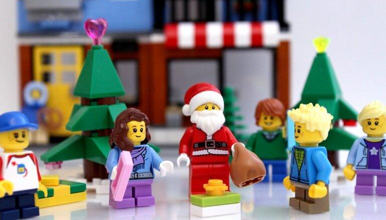 Rotaļlietu ražotājs 'Lego' atlaidīs 1400 darbinieku