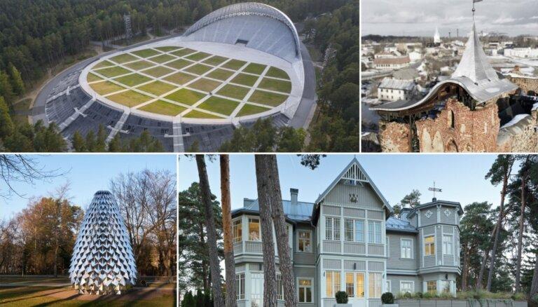 ФОТО. Какие дома и объекты номинированы на Премию года в Латвийской архитектуре