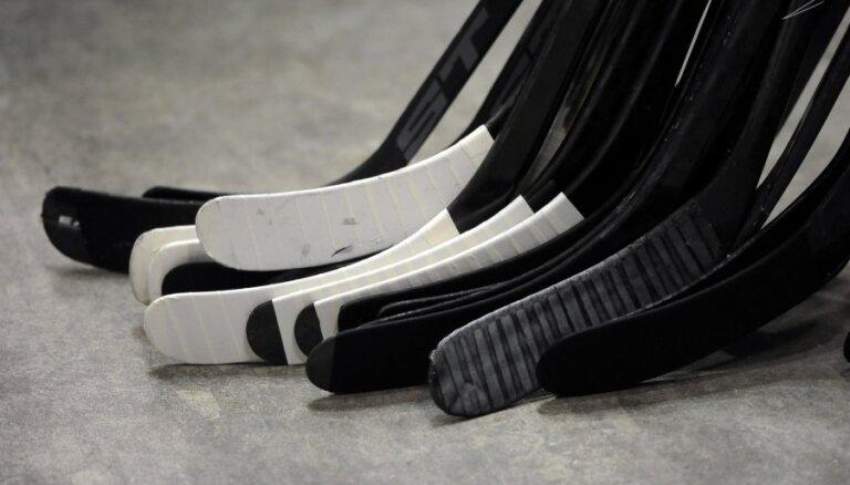 Latvijas U-16 hokeja izlase Četru nāciju turnīru noslēdz otrajā vietā