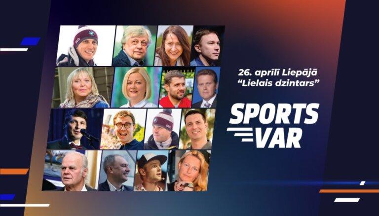 Liepājā notiks vērienīga konference sporta nozares profesionāļiem un entuziastiem