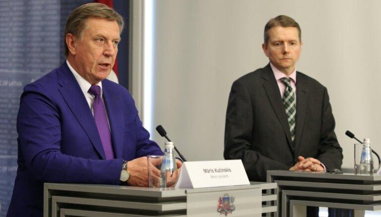 Valdība nolemj reorganizēt Kontroles dienestu