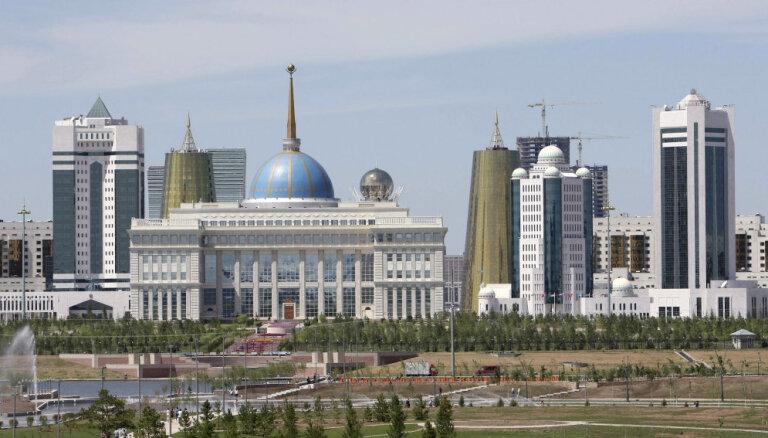 Минюст Казахстана пояснил, как переименовать Астану в Нурсултан без референдума