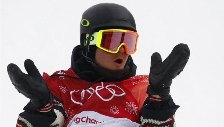 Kanādietis Tutāns kļūst par pirmo olimpisko čempionu snovborda 'Big Air' sacensībās