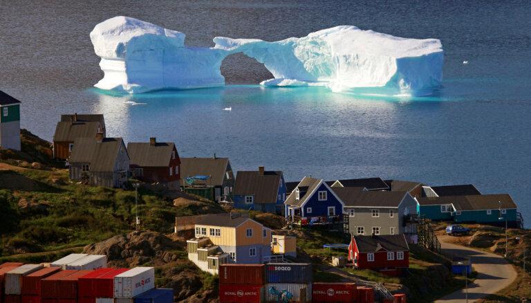 Grenlandes iegāde patiešām tiek apsvērta, apstiprina Tramps