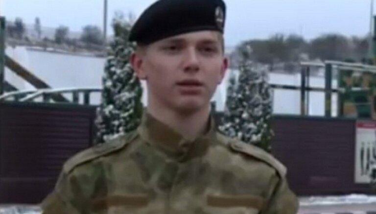 ВИДЕО: Кадыров пристроил внука Пугачевой в кадетский корпус в Чечне