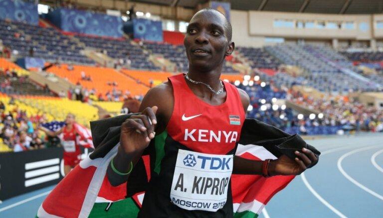 Olimpiskais čempions naudas trūkuma dēļ neapstrīdēs savu dopinga gadījumu