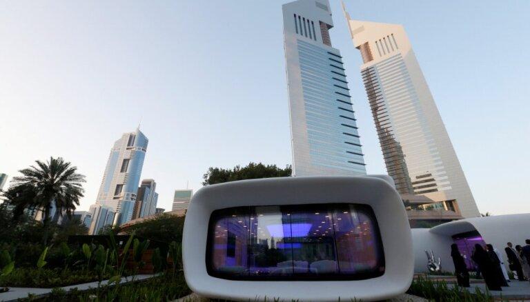 Apvienotie Arābu Emirāti piedāvās Krievijas pilsoņiem ceļotāju vīzas