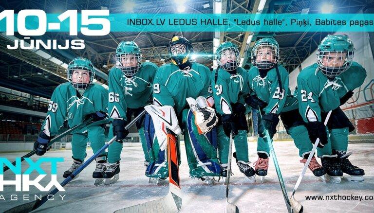 Latvijas jauniešu hokeja nometnes veiksminieks izpelnīsies vietu NHL atlasē