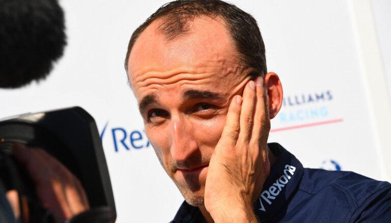 Kubica kļuvis par 'Alfa Romeo' rezerves pilotu