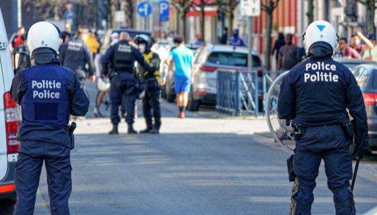 Aizdomās par terorakta plānošanu Beļģijā aizturēti divi nepilngadīgie