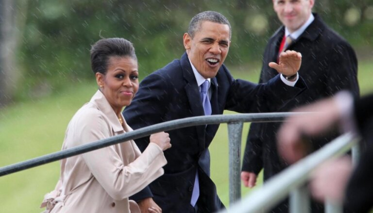 Равнение на Обаму: как политики зарабатывают на воспоминаниях