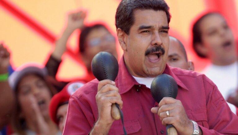 Правительство Венесуэлы не пустило в страну европейских депутатов