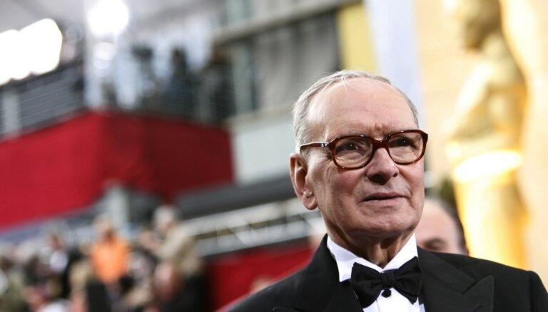 Mūžībā aizsaukts kino mūzikas meistars – Holivudas leģenda Enio Morikone