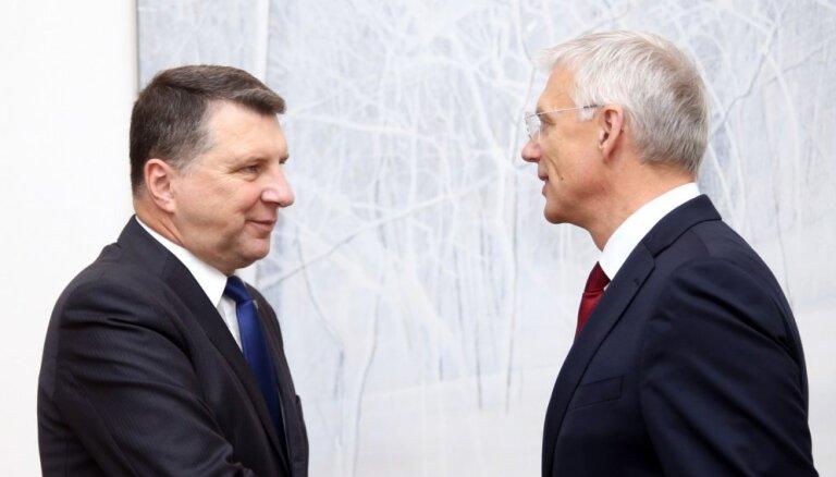 Попытка номер три: Вейонис доверил формирование правительства Кариньшу (список кандидатов в министры)