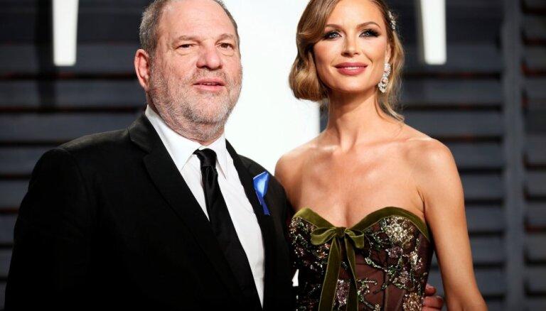 Seksa skandāls Holivudā: producentu Vainstīnu apsūdz izvarošanā
