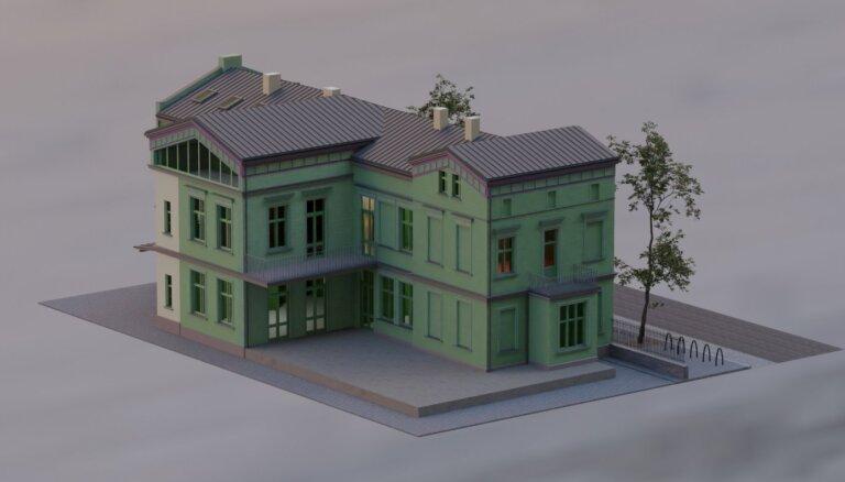 Pateicoties ziedojumiem, sākta Kaņepes Kultūras centra ēkas rekonstrukcija