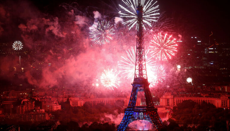 Aicina 9. maiju noteikt par brīvdienu visā Eiropas Savienībā