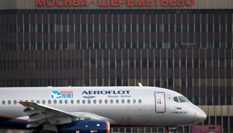 'Rosaviacija' aizliedz Krievijas pilsoņiem izlidot uz Turciju