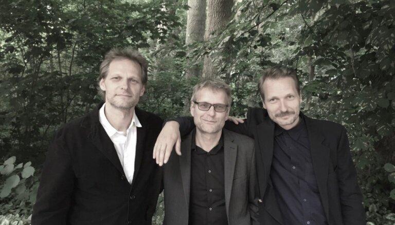 'Lielajā Dzintarā' uzstāsies brāļu-džezmeņu trio '3xHess' no Dānijas