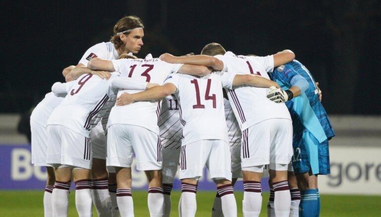 Latvijas futbola izlase centīsies kārtējo reizi sarūgtināt Turciju