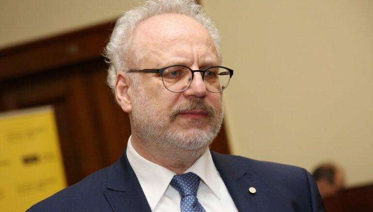 Levits pametis Eiropas Savienības Tiesas tiesneša amatu