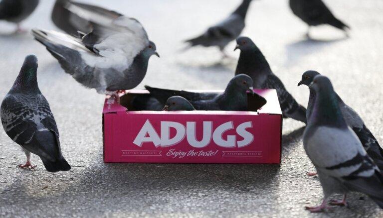 'Adugs' produkcijas boikotam pievienojas arī Lietuvas tirdzniecības tīkli