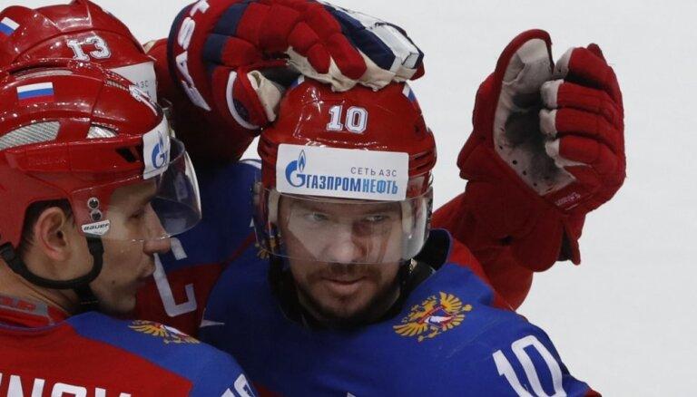 KHL Zvaigžņu spēles līdzjutēju balsojumā visvairāk balsu saņēmis Mozjakins