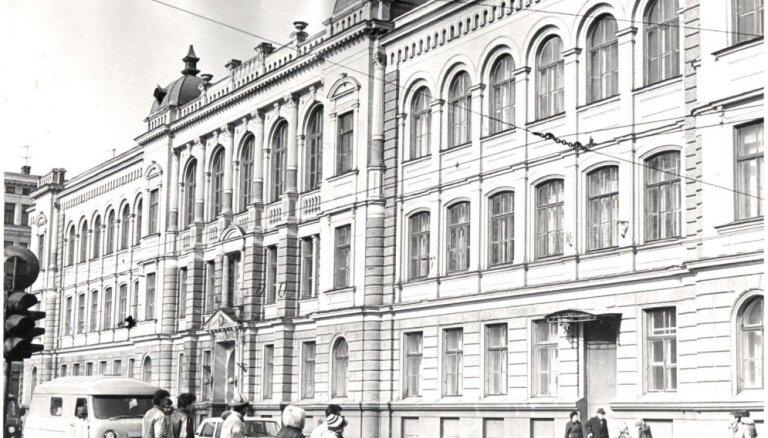 Skola ar stāstu: Rīgas Valsts tehnikums – prestižākā 'profene' gandrīz gadsimta garumā