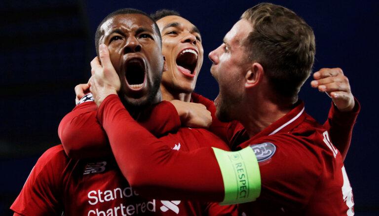 """Арсенал"" и ""Ливерпуль"" наколотили друг другу 19 мячей"