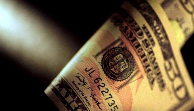 Noguldījumu kopējais apmērs Latvijas bankās stabilizējies