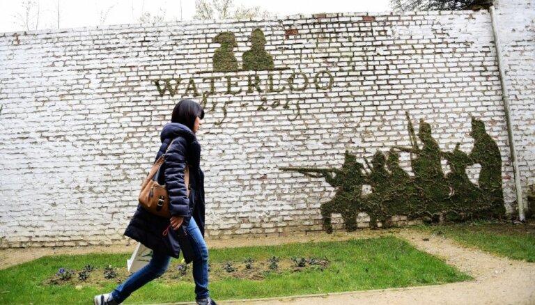 Briti gandrīz neko nezina par Vaterlo kauju, liecina aptauja