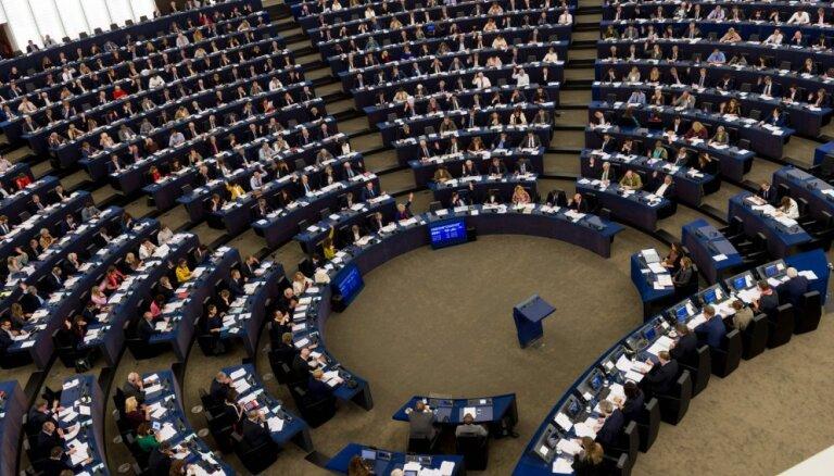 EP vēlēšanas: sākas iepriekšējā balsošana
