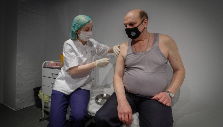 В Москве могут принудительно привить 60% работающих