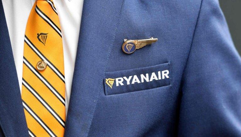 Бортпроводники Ryanair проведут забастовку в пяти европейских странах
