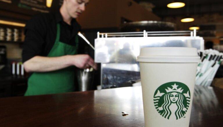 WSJ: Starbucks и бельгийская пивоварня займутся производством чая