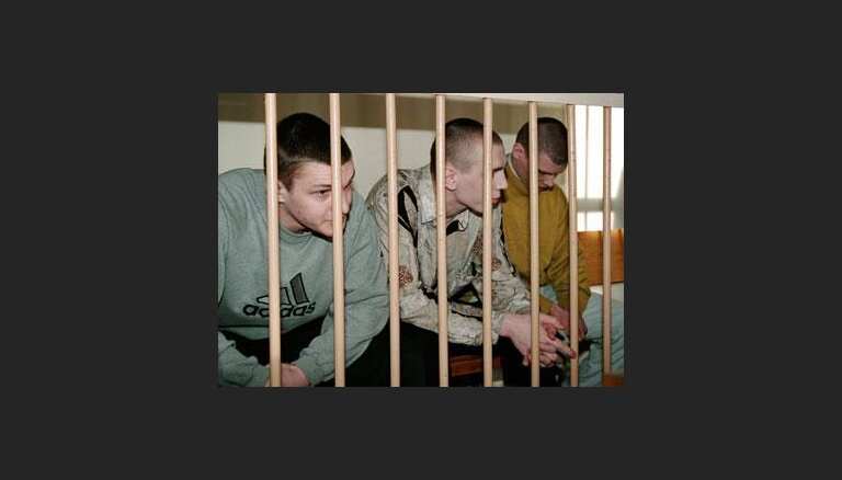 Приговор убийцам Вилкса: 8-9 лет тюрьмы