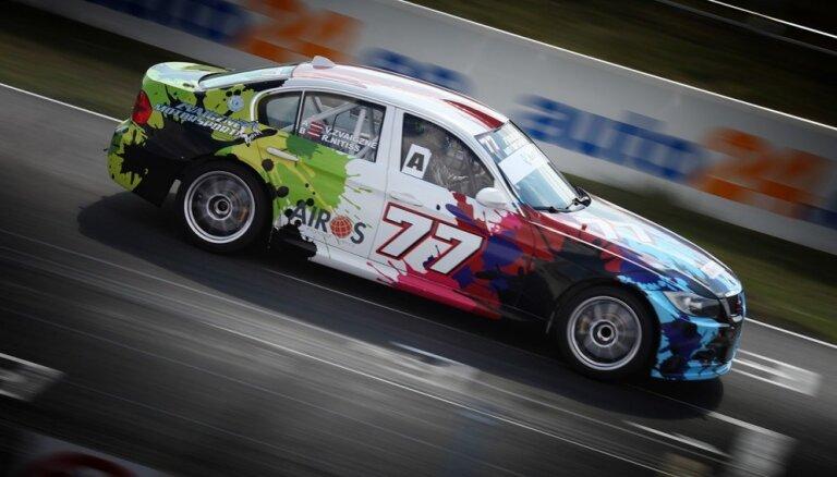 Baltijas autošosejas čempionāta sezona turpināsies Igaunijā