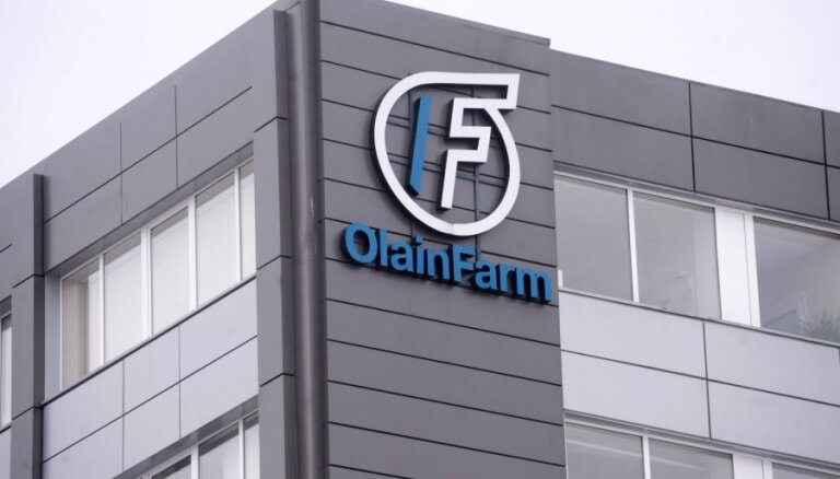 Olainfarm заключил новые договоры о расширении производства