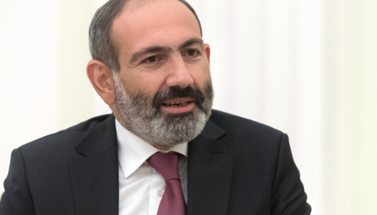 Пашинян вновь избран премьер-министром Армении