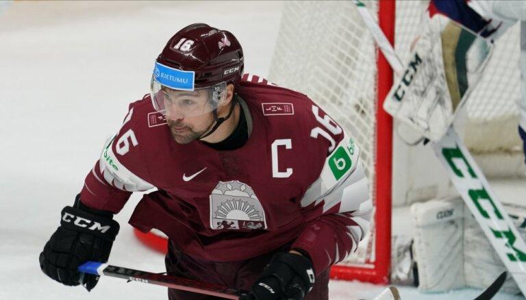 Daugaviņš, visticamāk, nepiedalīsies spēlē ar Somiju