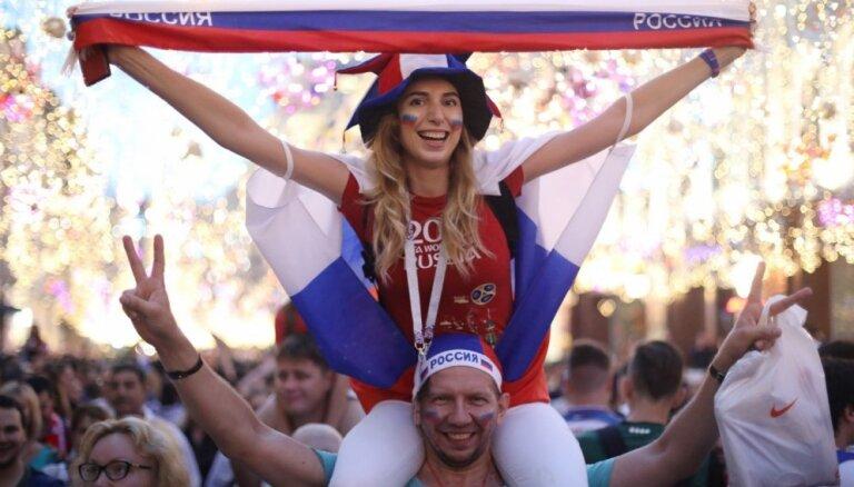 Футбол объединяет: Эмоции россиян после сенсационной победы над Испанией на ЧМ