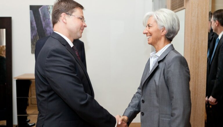 Глава МВФ: опыт стран Балтии – урок для стран еврозоны
