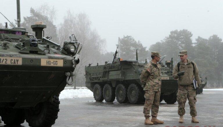 Представители российской армии проинспектируют Адажскую военную базу